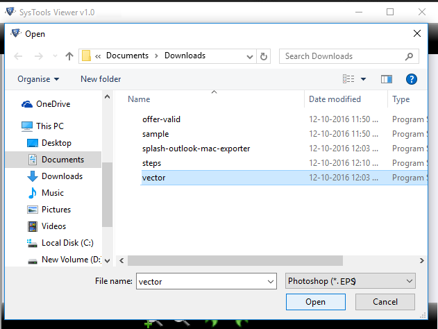 Eps viewer free tool to open eps graphics files in windows read eps file ccuart Choice Image