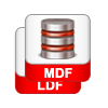Open MDF file by LDF file
