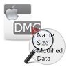 View DMG File Email Deatils