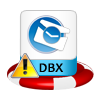 recover outlook express dbx file