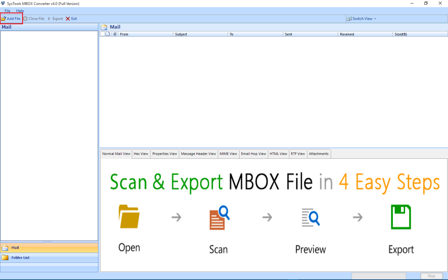 export thunderbird profile to outlook