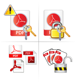 PDF Restriction Unlocker Characteristics