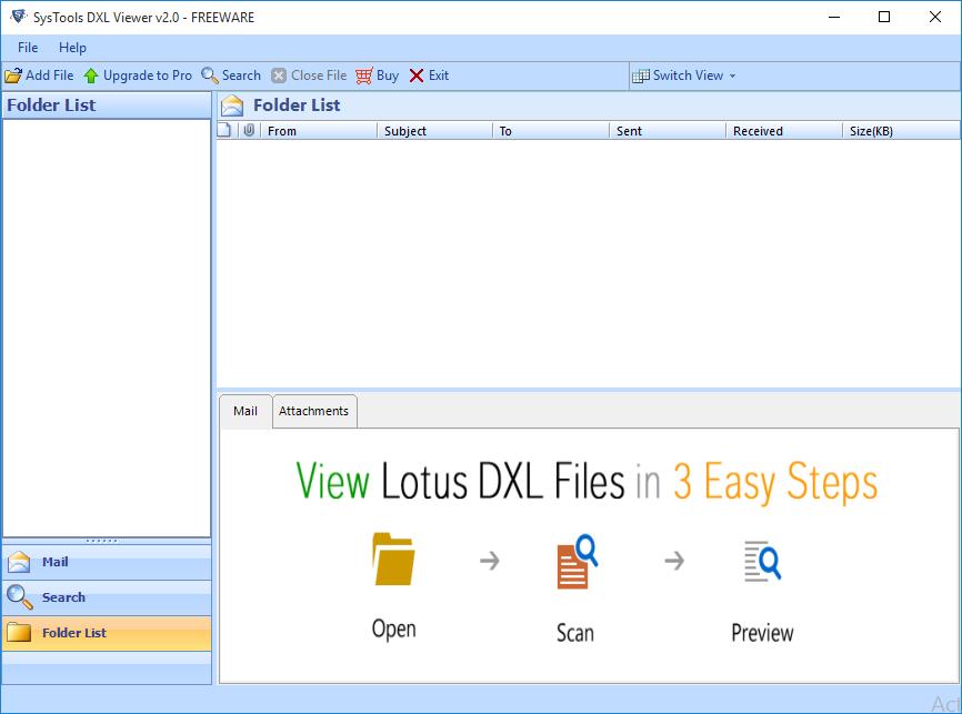 DXL File Viewer