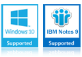 Windows/Outlook/Lotus Notes